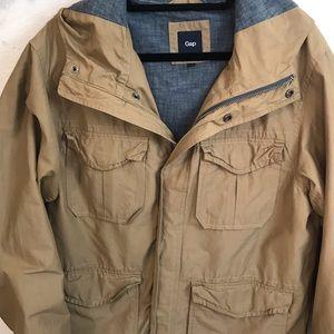 GAP Windbreaker Size M men's jacket 🧥 K